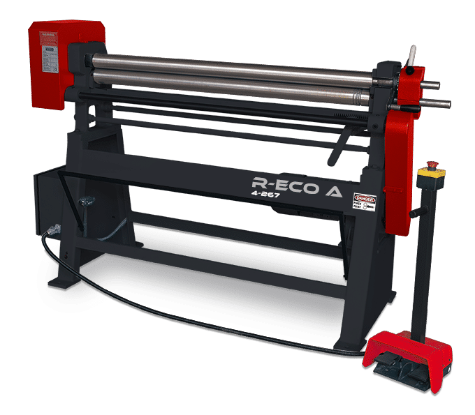 R-ECO Plate Roll